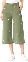 Siwy Mash Cropped Cargo Pants