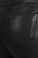 Bleu Lab Bleulab Detour Legging in Dark Black/ Black Coating