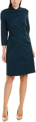 Lafayette 148 New York Daphne Sheath Dress