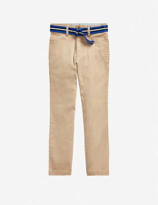 Ralph Lauren Cotton-blend chino trousers 2-16 years
