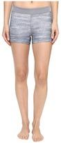 "adidas Techfit 3"" Macro Heather Short Tights"
