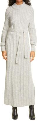 Eleven Six Freda Rib Sweater Maxi Dress