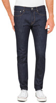 Paul Smith Slim Fit Navy Overdye Jeans