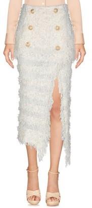 Balmain 3/4 length skirt