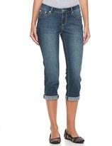 Apt. 9 Embellished Capri Jeans
