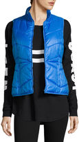 Flirtitude Puffer Vest-Juniors