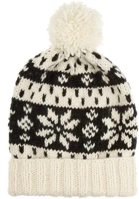 Eugenia Kim Wool and cashmere-blend beanie