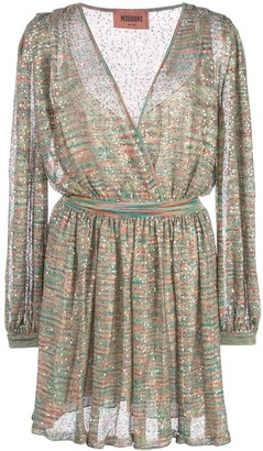 Missoni Sheer Day Dress
