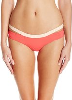 L-Space Women's Hollywood Color Block Bikini Bottom