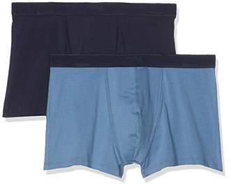 Dim Men's Boxer Soft Power x2 Shorts, Multicolour (Mauve VIGNE/Violet Velours 8NM), M (Size : 3) (Pack of 2