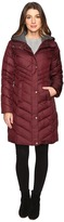 Andrew Marc Rayna 37 Chevron Down Jacket Women's Coat