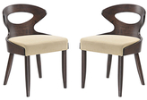 Modway Transit Dining Side Chairs (Set of 2)