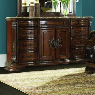 Astoria Grand Daniela 10 Drawer Combo Dresser