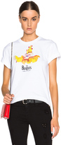 Comme des Garcons Yellow Submarine Cotton Tee