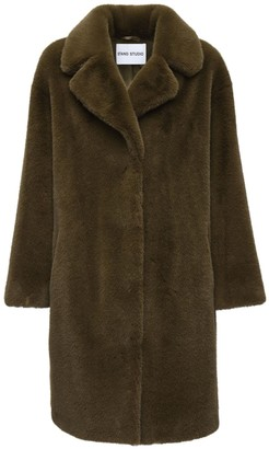 Stand Camille Faux Fur Coat