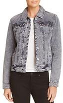 Levi's Zip-Front Denim Jacket