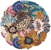 Missoni Rajmahal Round Wool Rug