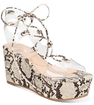 Aldo Porzana Wedge Sandals Women's Shoes