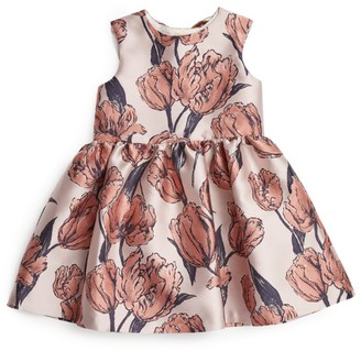 Hucklebones London Floral Dress (2-12 Years)
