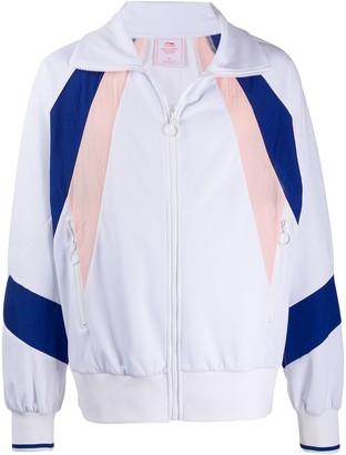 Li-Ning Contrast Stripes Sports Jacket