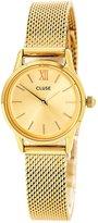 Cluse Women's La Vedette CL50002 Rose- Stainless-Steel Quartz Dress Watch