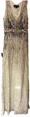 Jenny Packham White Synthetic Dresses
