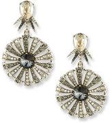 Oscar de la Renta Celestial Star Drop Earrings