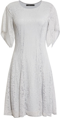 BCBGMAXAZRIA Flared Knit Dress
