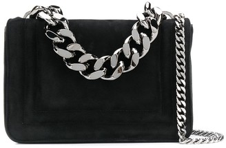 Casadei Chain Strap Shoulder Bag