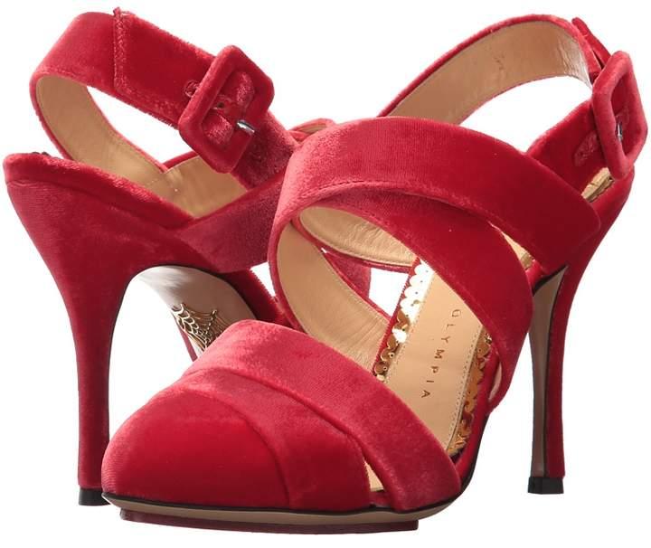 Charlotte Olympia Brenda High Heels
