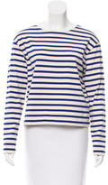 Nlst Striped Sweatshirt