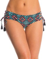 Michael Kors Swimwear Nui Shirred Tie Side Bottom 8142788