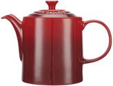 Le Creuset Stoneware Grand Teapot, 1.3L - Cerise
