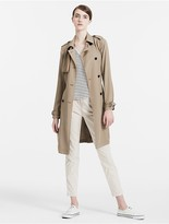 Calvin Klein Jeans Trench Twill Coat