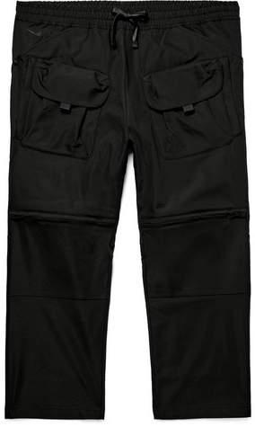Nike Aae 2.0 Cropped Jersey Cargo Sweatpants