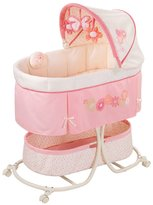 Summer Infant Lila Soothe & Sleep Bassinet - Pink