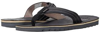 Reef Voyage LE (Dark Brown) Men's Sandals