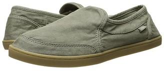 Sanuk Pair O Dice (Washed Black) Women's Slip on Shoes