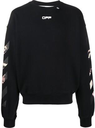 Off-White Caravaggio Arrows sweatshirt