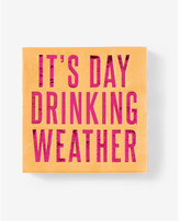 Express Slant Collections Day Drinking Weather Napkins