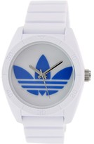 adidas Men's Santiago ADH2921 White Silicone Quartz Fashion Watch