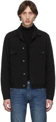 eidos Black Denim Jacket