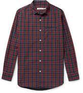 Nonnative Gardener Checked Cotton-Poplin Shirt