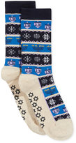 Hot Sox Women's Hanukkah Stripe Socks
