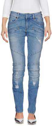 Pierre Balmain Denim pants - Item 42569617VJ