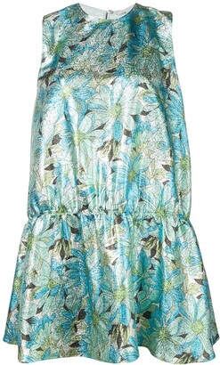 Stella McCartney Campbell lurex dress