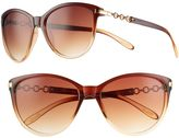 UNIONBAY Women's Cat's-Eye Sunglasses