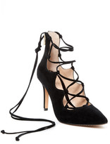 Vince Camuto Barsha Lace-Up Pump