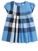 Burberry Infant Girl's Mini Judie Check Dress