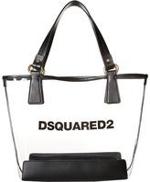DSQUARED2 PVC Diaper Bag